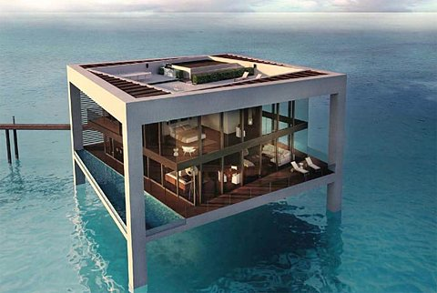 House On Water The Real Adam