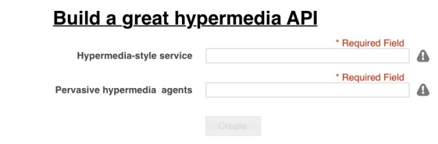 Good APIs require good services *and* good clients