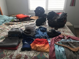 I love packing photos. Also, mine has a dog in it.
