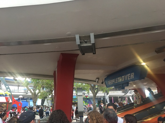 A little PeopleMover 💌